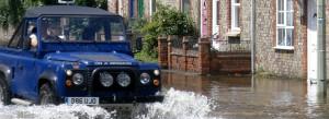 Water Services including : Flood Risk Assessments, Flood Risk Mitigation, Flood Defences