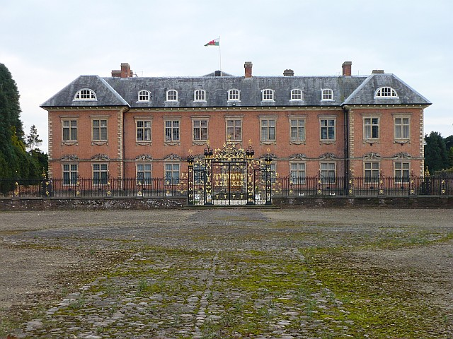 National Trust and Tredegar House