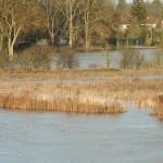 Natural flooding