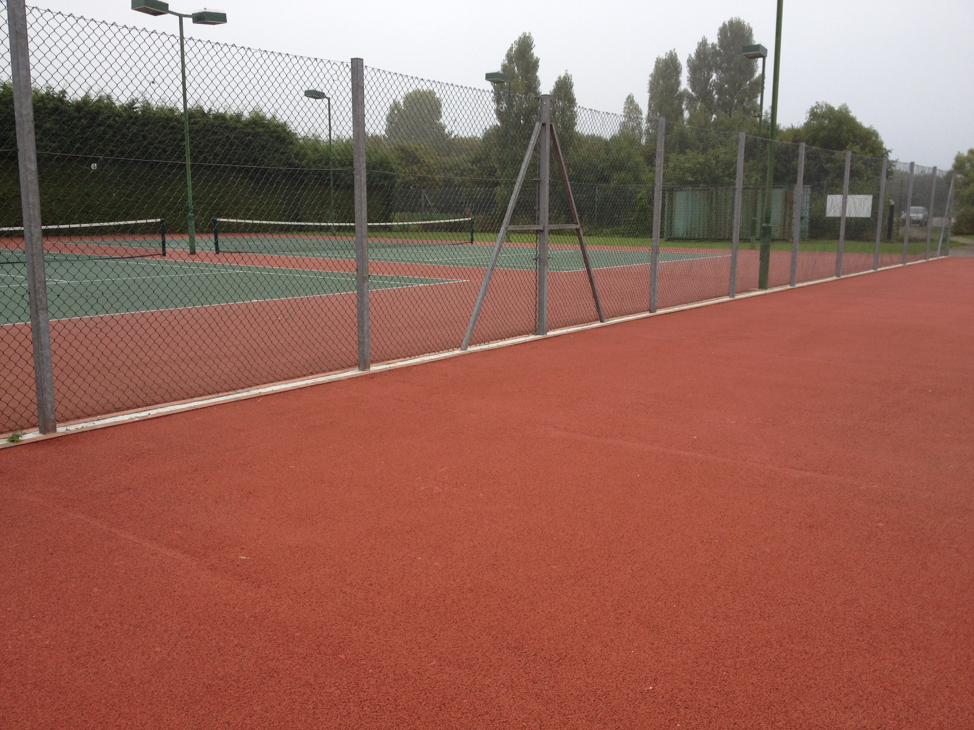 Abingdon Tennis Club given green light at planning for flood mitigation plans